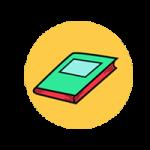 gepersonaliseerd boek met afbeelding van kind