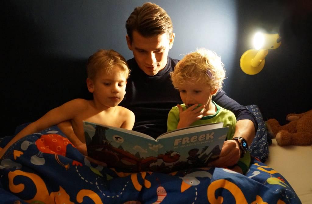 baby gepersonaliseerd boek