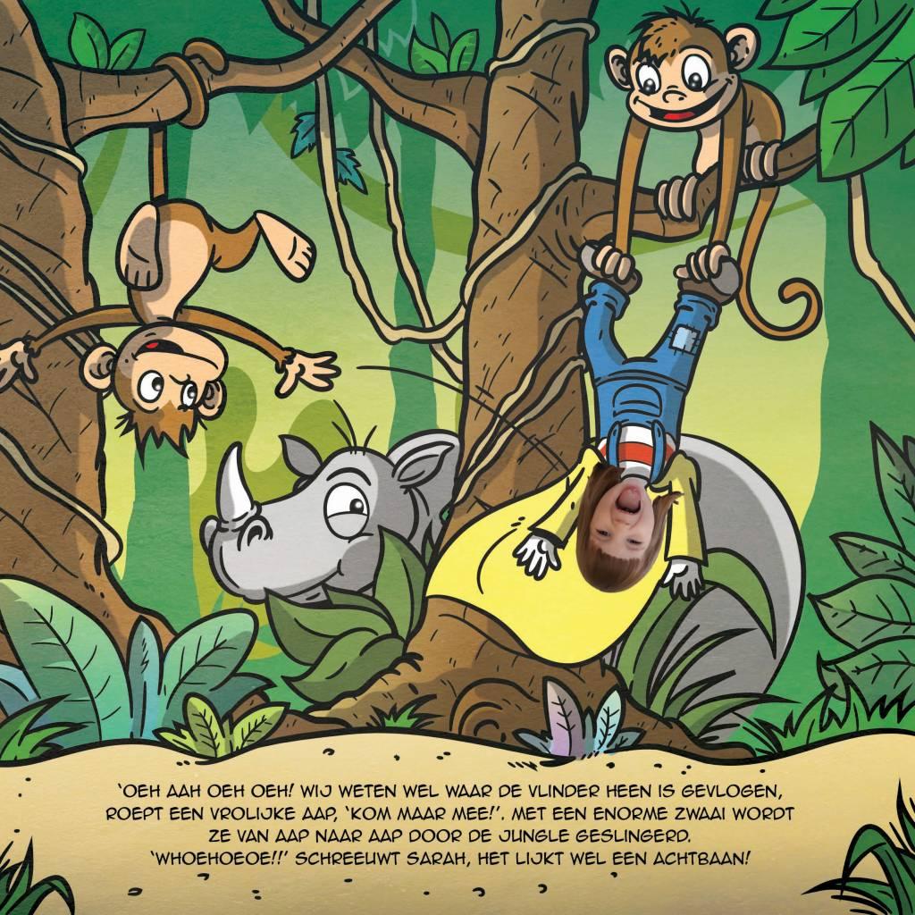 gepersonaliseerde boeken voor kinderen