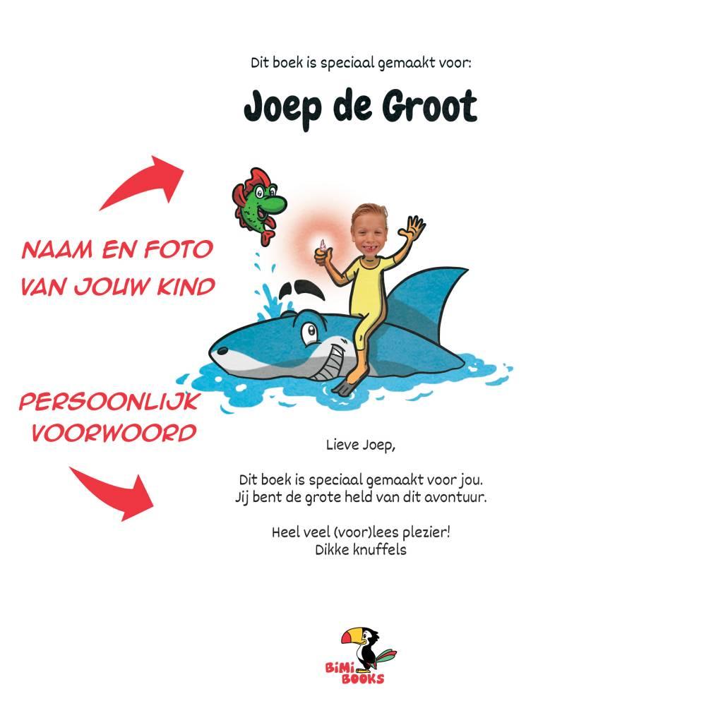 gepersonaliseerde verhalenboeken voor kinderen