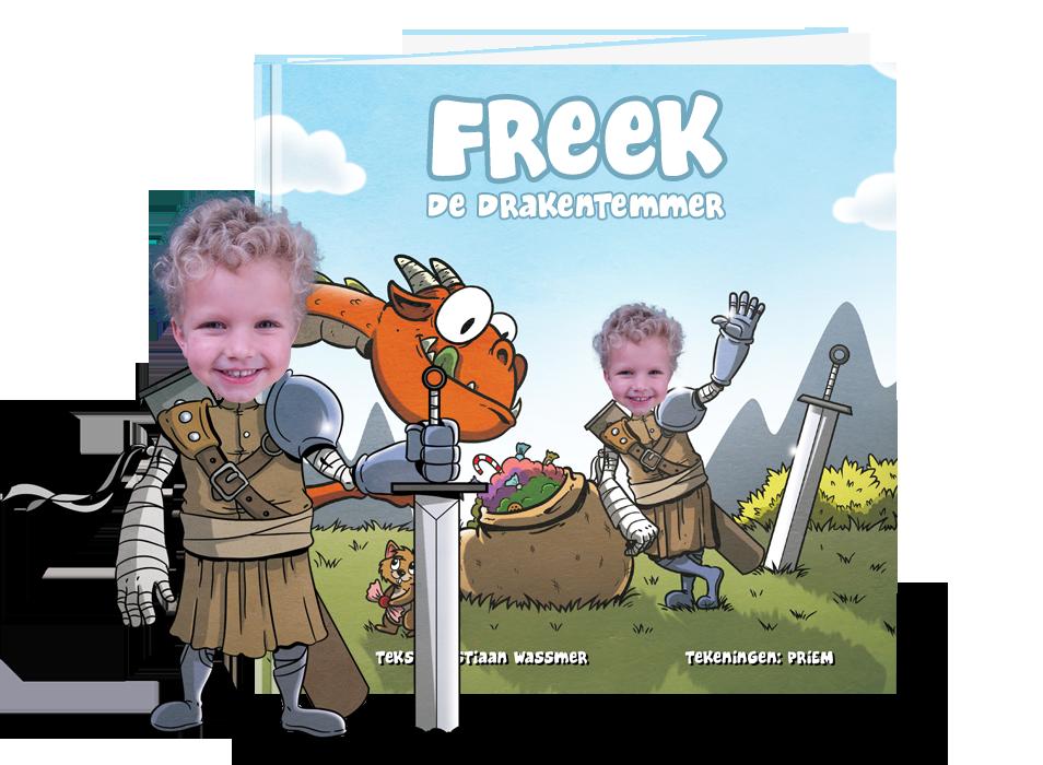 gepersonaliseerde kinderboeken